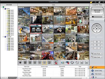 Video Surveillance Security Solstis